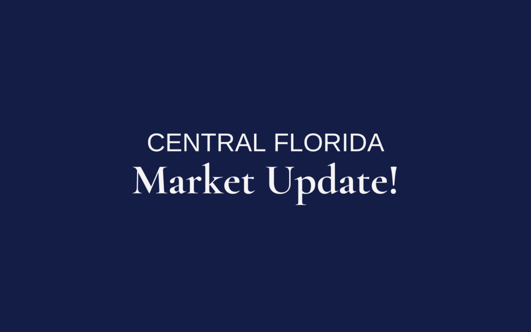Six months into the COVID-19 pandemic, how is the real estate market in Central Florida?