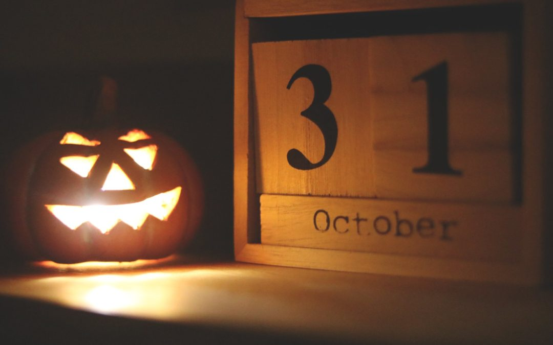 What's scarier than the pandemic? Halloween 2020 is just around the corner!