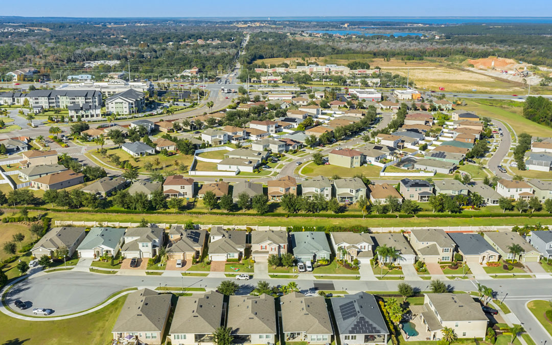 How are housing markets in Central Florida now compared to 2020?