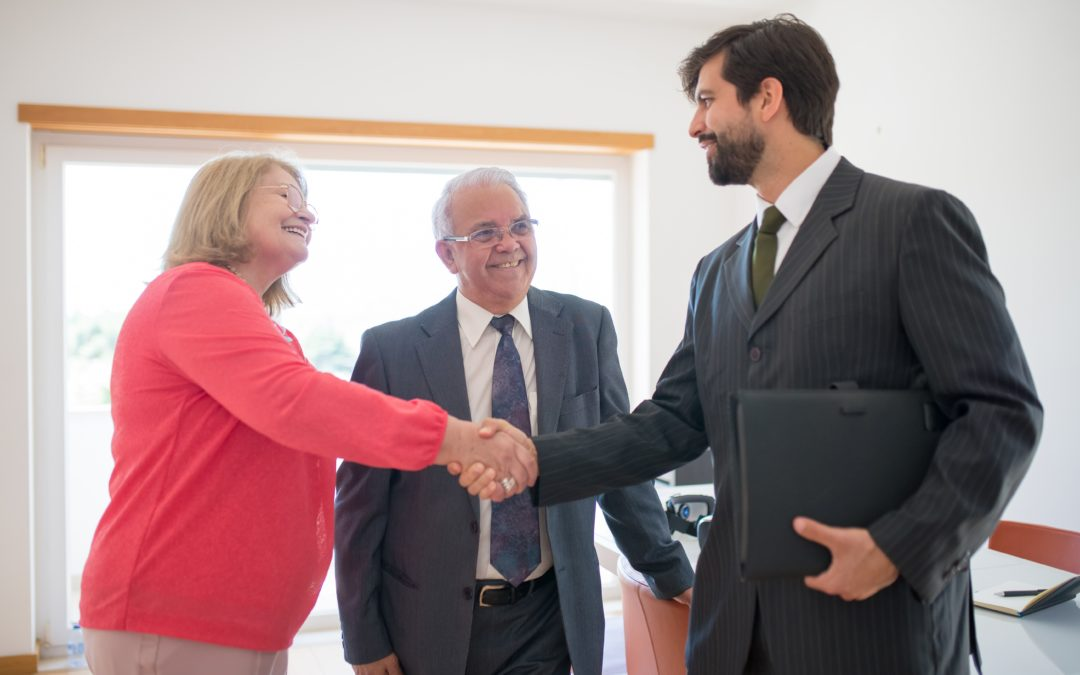 Why real estate agents are also master matchmakers
